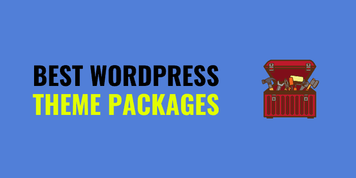 best wordpress theme packages
