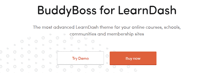 buddyboss for learndash