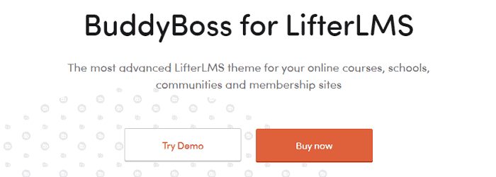 buddyboss for lifterlms