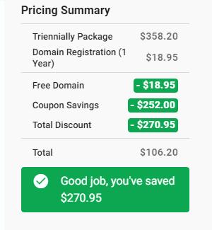 GreenGeeks Hosting Discount