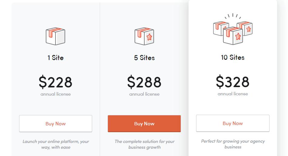 buddyboss pricing