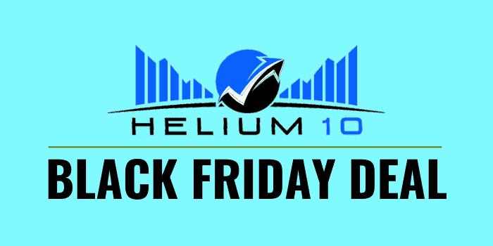helium10 black friday deals