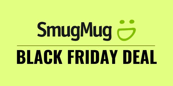 smugmug black friday deals