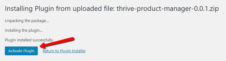 install thrive themes 2