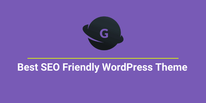 best seo friendly wordpress theme from genesis studiopress