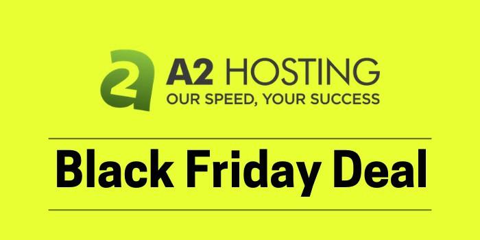 a2 hosting blackbfriday deal 2021