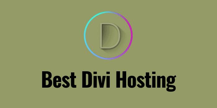 best divi hosting in 2021