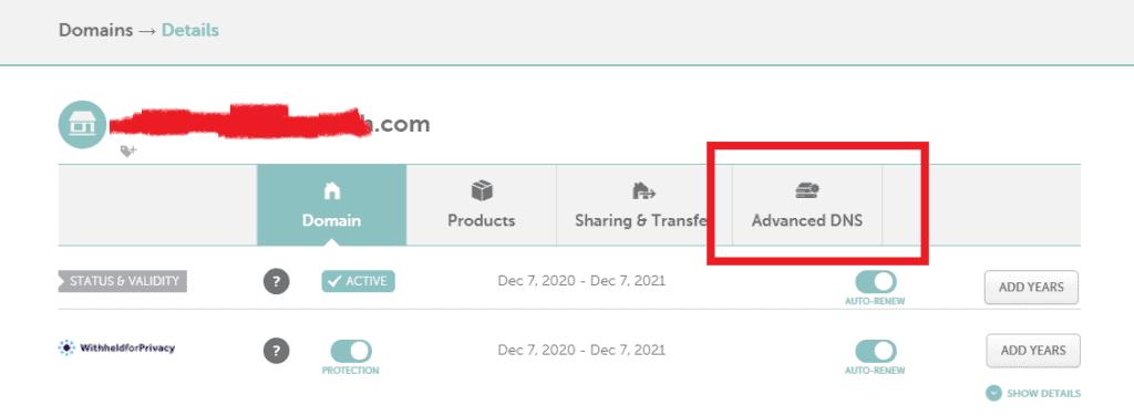 namecheap domain tutorial 2