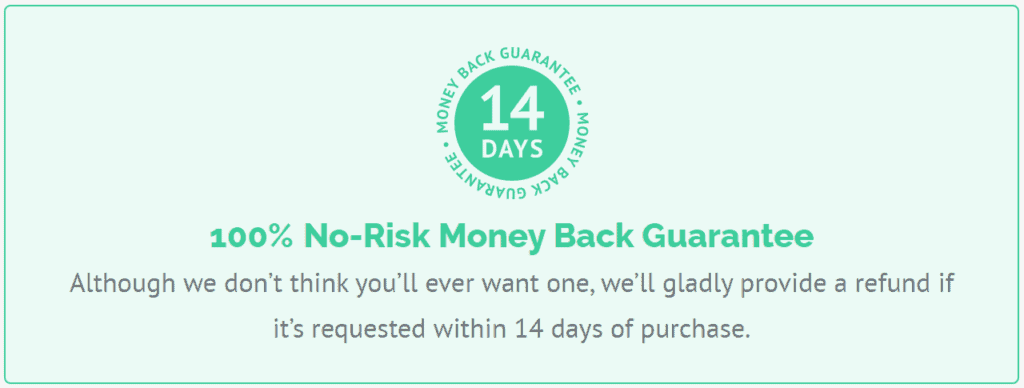 wp-rocket money back