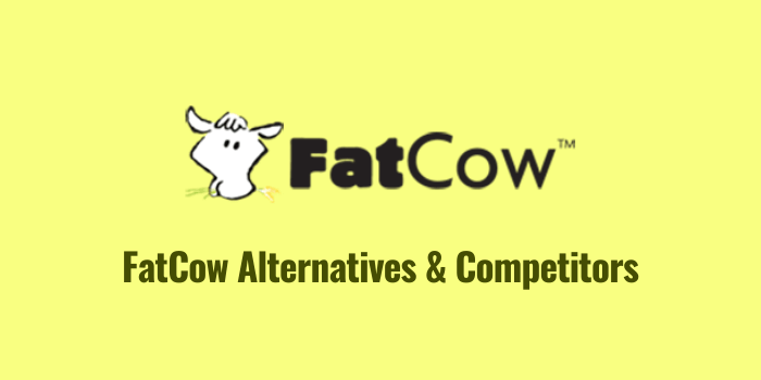 fatcow alternatives and competitors
